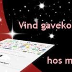 Give away: Vind 100 kroners gavekort