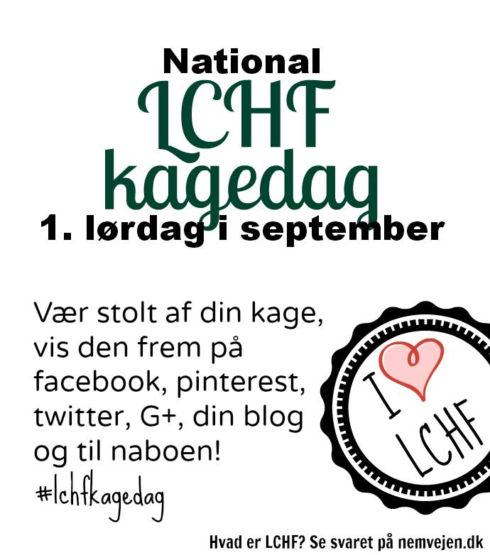 National-LCHF-kagedag